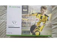 XBOX ONE 1TB FIFA 17 BUNDLE