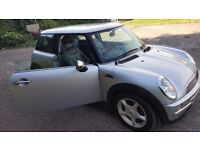 Bmw mini one 1.6 New Mot