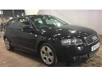 2004 Audi A3 2.0 FSI SPORT, 3 Door, Petrol, Manual, MOT 12 Months*, 8 service stamps 4 main dealer