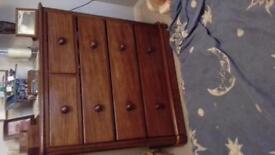 antique linen chest