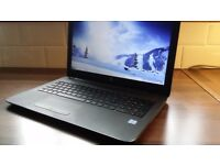 Hp i5 laptop as new 500gb Hdd Wireless Bluetooth 5hr battery