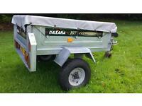 Daxara 107 camping trailer