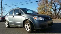 2009 Suzuki SX4 Technology AWD **One Owner/Dealer Serviced**