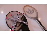 Vtg Retro Adidas ads 030 BORA Tennis Racket