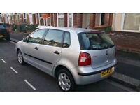 Automatic volkswagen polo 2004
