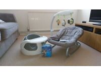 Three baby chairs for £25