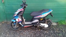 nrg 50cc project,moped,lc sp