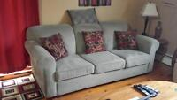 Green Couch in Great Condition
