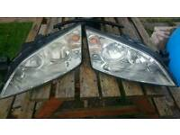 MONDEO front lights