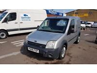 ford transit connect in silver good condition £2495 no vat !! 12 monts mot