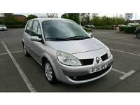 2007 Renault SCENIC DYNAMIC VVT Automatic 5 Door Hatchback