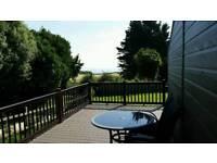 Holiday lodge at landscove brixham