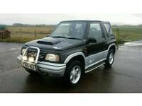Suzuki Vitara 1.6 4wd 4u2 with tow bar