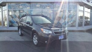 2015 Subaru Forester 2.5i-ALL IN PRICING-$155 BIWKLY+HST/LICENSI