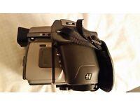 Hasselblad H1 Medium Format Digital Camera Body with HM16-32 Film Back & HV90X Viewfinder.