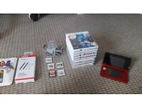 Metallic 3ds and extras