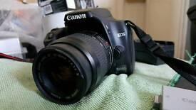 Canon digital SLR camera 1000D 32GB