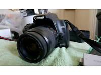 Canon digital SLR camera 1000D 32GB