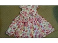 BNWOT Baby girl dress 3-6