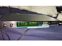 Lexicon MPX1 reverb effects processor - used but in decent condition