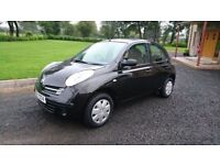 2006 NISSAN MICRA S SORRY NOW SOLD