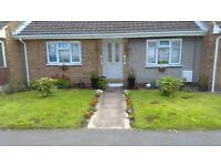 Lovely One bed bungalow, Rossington, own garden with drive