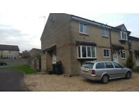 One bedroom house for rent in Chippenham. Private landlord no agency fees. Available 28th October