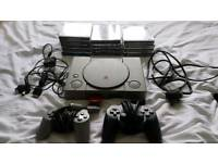 Sony PlayStation One PS1 bundle