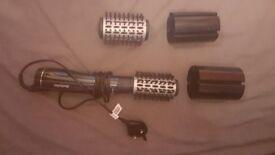 BaByliss 2995U Diamond Big Hair Dual Rotating Brush dryer Styler