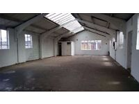 350 sq ft First-Floor Industrial Unit to rent in Southend-On-Sea (Open to offers)