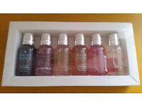 Brand new Molton Brown gift set- 6x body wash, Bath & shower gel