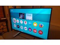 "PANASONIC 49"" TX-49DX600B SUPER Smart 4K TV,built in Wifi,Freeview HD,Great TV,2016 model"