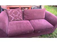 3 seats sofa £35