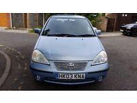 2003 Suzuki Liana 1.6 GLX 5dr Automatic HPI Clear @07445775115@ 07725982426@