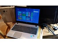 Great Spec HP Probook 450 G2 8gb ram 500gb Hd i3 5th gen 5010U Win 8.1 15'6 hd (can deliver)