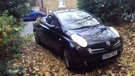 Nissan micra Cabrio / Roadste Sport Engine 1600 cheaply sold
