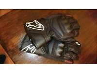 Alpinestars SP8 motorbike gloves