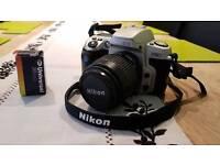 Nikon F60 camera