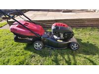 Mountfield SP534 ES Self Propelled Petrol Lawnmower + Grassbox