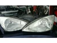 Ford focus 1998 to 2003 headlights