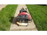 Kawasaki 750b Japanese quality professional back pack blower cost £751 now see photo 2