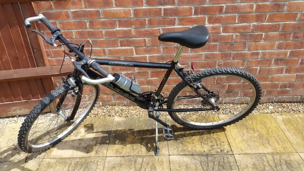 A Raleigh Max Ogre 15 Oversized Usa Design 15 Speed Mens