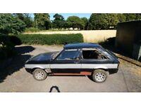 Talbot Sunbeam Ti series 1 restoration project with lotus stripes