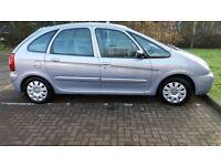 2004 Citroen Xsara Picasso Auto HPI Clear One Year MOT @07445775115@