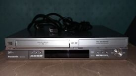 VHS/DVD recorder and Sony Television