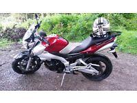 Suzuki GSR 600 K7 Motorcycle, Cardiff Area