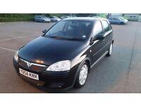 2005 Vauxhall CORSA DIESEL HATCHBACK 1.3 CDTi Design 5dr