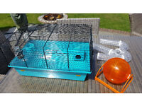 Pets at Home Hamster Wire Cage (Large)