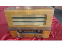 VINTAGE ETRONIC RADIO MODEL NO ETA 632 IN WORKING CONDITION AVAILABLE FOR SALE