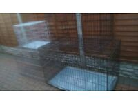 dog cages /beds NO TEXTS